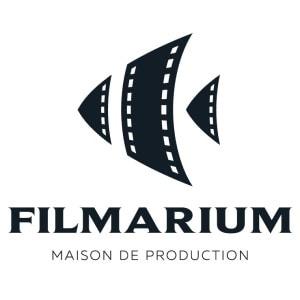 Fish logo - Filmarium