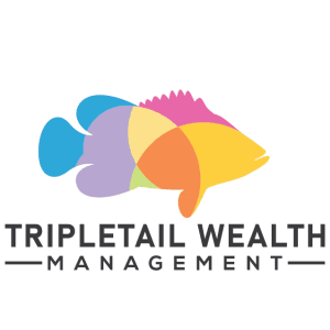 Fish logo - Tripletail Wealth Management