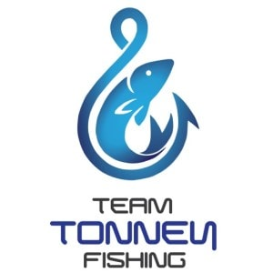 Fish logo - Team Tonnen Fishing