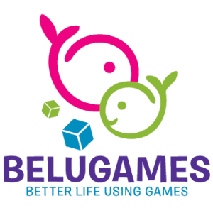 Fish logo - Belugames