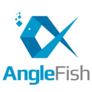 Fish logo - AngleFish