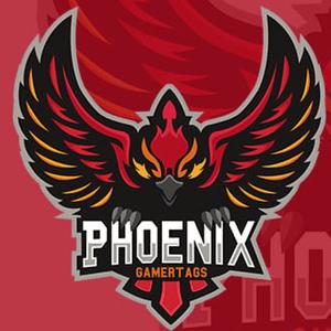 Phoenix logo - Phoenix Gamertags