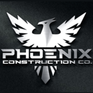 Phoenix logo - Phoenix Construction Co.