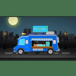 Truck logo - Food truck