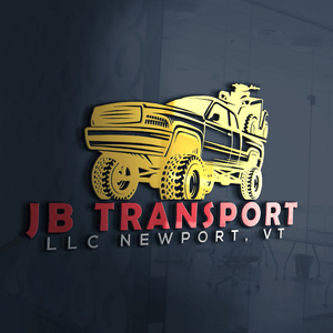 Truck logo - JB Transport
