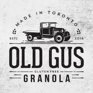 Truck logo - Old Gus Granola