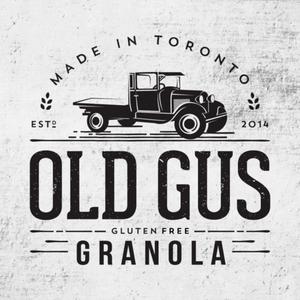 Truck logo - Old Gus Granola