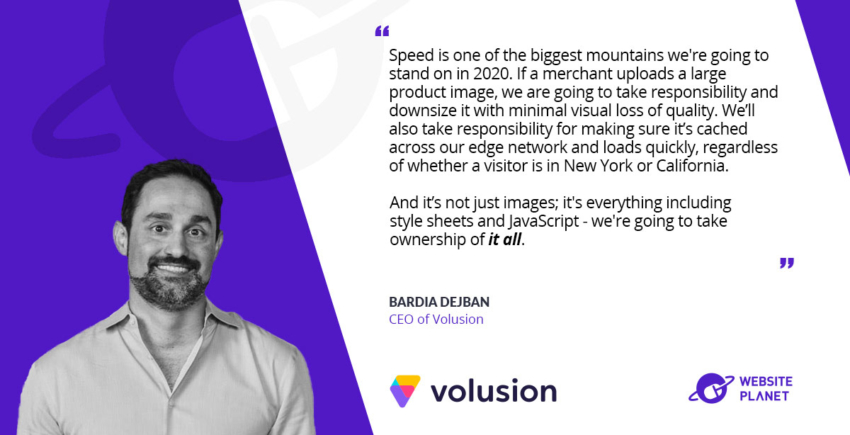 The New Volusion Rolls Out Superior Speed, Flexibility, and Reliability in 2020