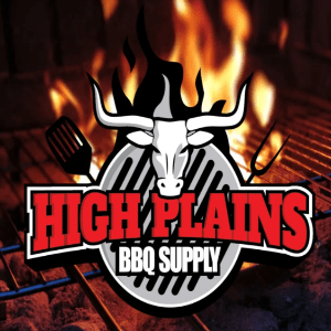 BBQ logo - High Plains