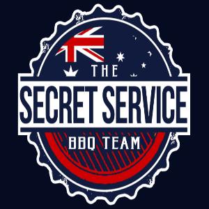 BBQ logo - Secret Service