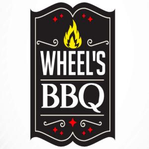 BBQ logo - Wheel's BBQ