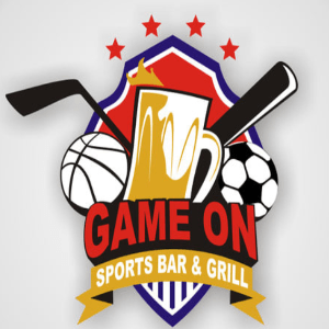 Bar logo - Game On