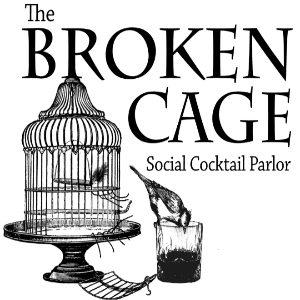 Bar logo - Broken Cage