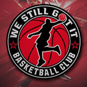 Basketball logo - We Still Got It