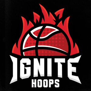 Basketball logo - Ignite