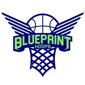 Basketball logo - Blueprint Hoops