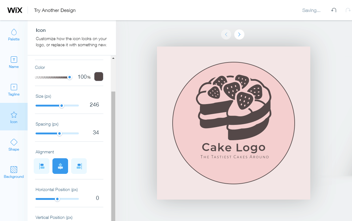 9 Best Cake Logos and How to Make Your Own for Free-image20