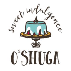 Cake logo - O'shuga