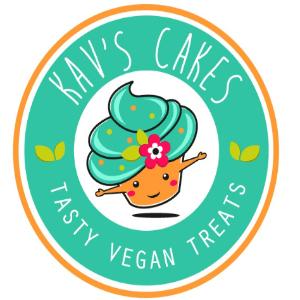 Cake logo - Kav's Cakes