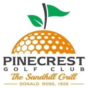 Golf logo - Pinecrest