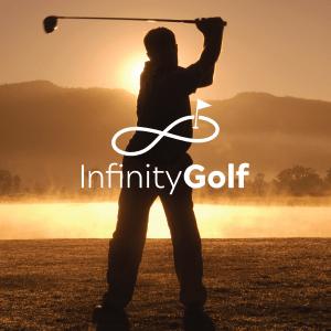 Golf logo - Infinity Golf