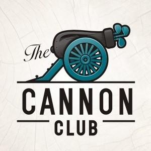 Golf logo - Cannon Club