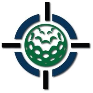 Golf logo - Target