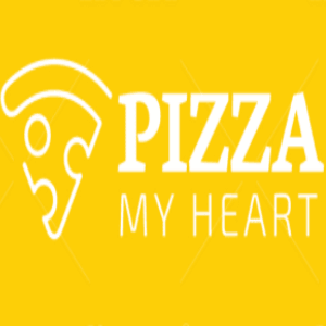 Pizza Logo - Pizza My Heart
