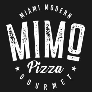 Pizza Logo - Mimo Pizza