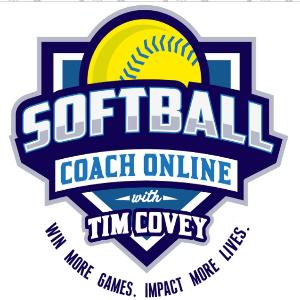 Softball logo - Coach Online