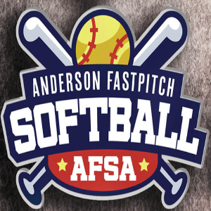 Softball logo - Anderson Fastpitch