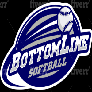 Softball logo - BottomLine
