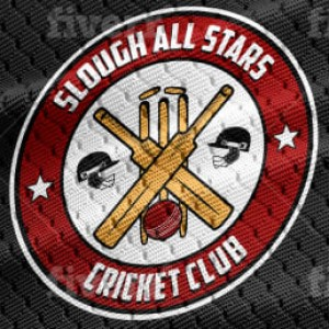Cricket logo - Slough All Stars