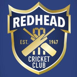 Cricket logo - Redhead
