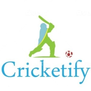 Cricket logo - Cricetify