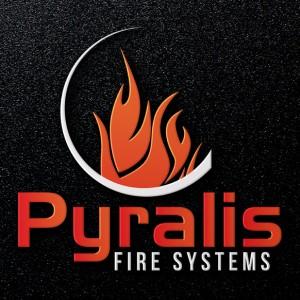 Fire logo - Pyralis