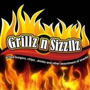 Fire logo - Grillz n Sizzllz