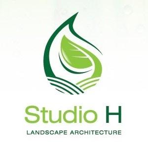 Leaf logo - Studio H