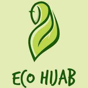 Leaf logo - Eco Hijab