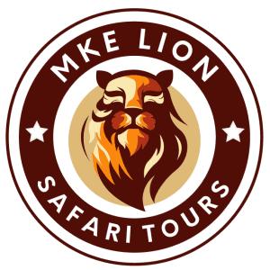 Lion logo - MKE LION