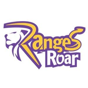 Lion logo - Range Roar