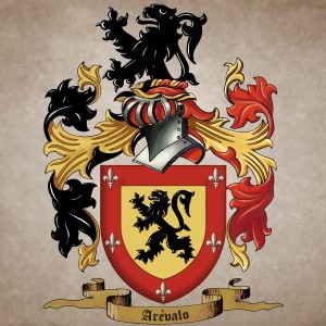 Lion logo - Arevato