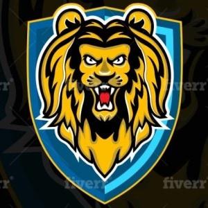 Lion logo - Armor