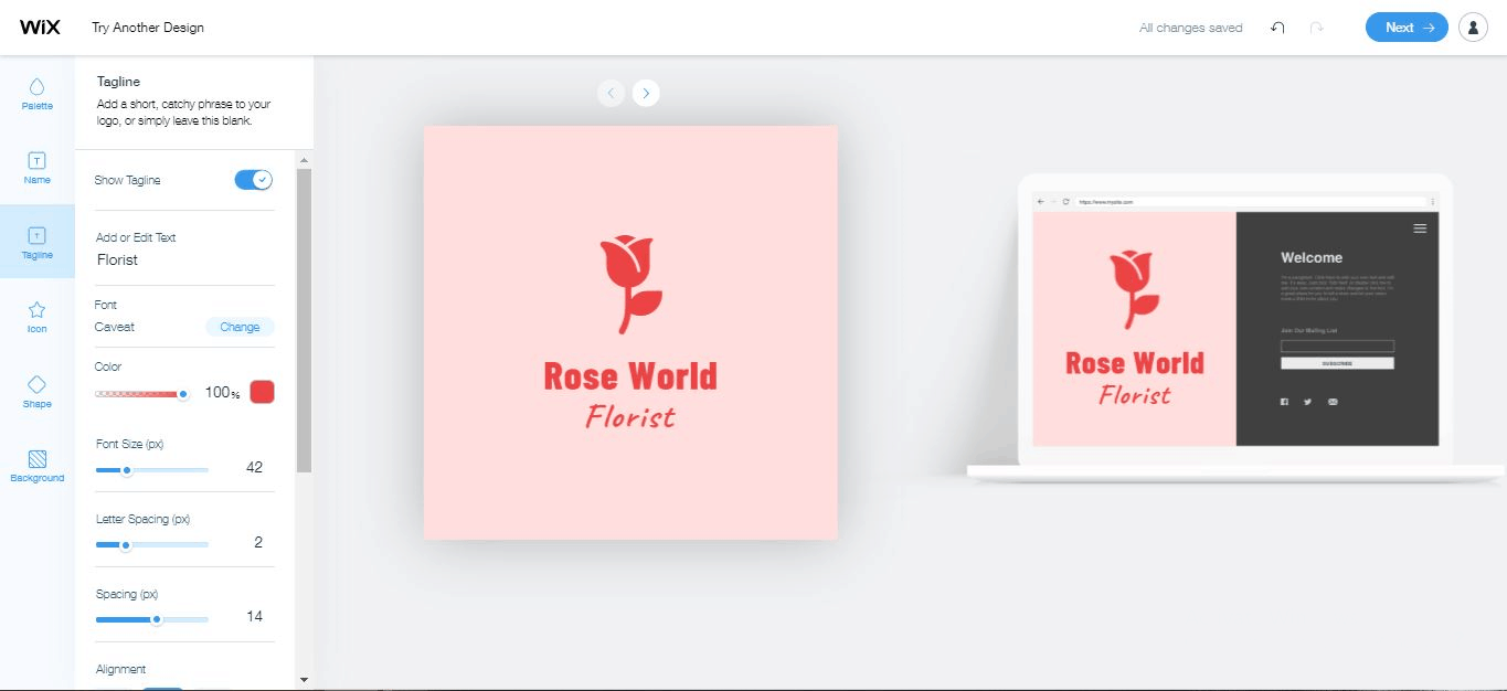 Best Rose Logos And How To Make Your Own For Free 2020