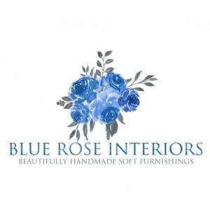 Rose logo - Blue Rose Interiors