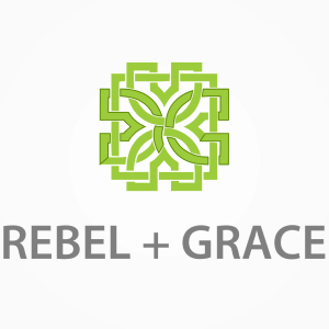 Square logo - Rebel + Grace