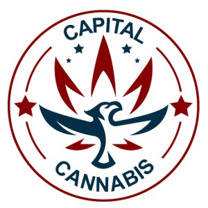 Weed logo - Capital Cannabis