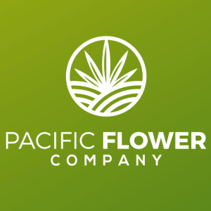 Weed logo - Pacific Flower