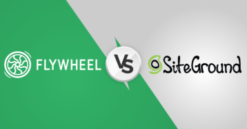 Flywheel vs SiteGround – Which Is Best for WordPress? [2020]