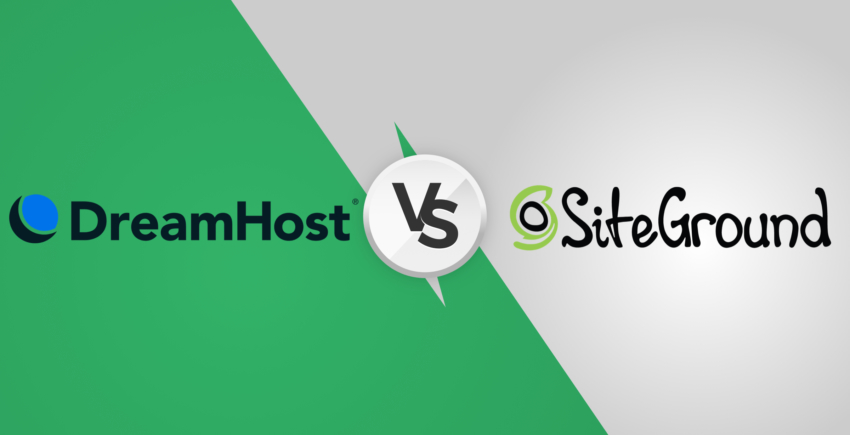 SiteGround vs DreamHost – Who's More Reliable in 2020?